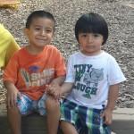 Mallki and Jose